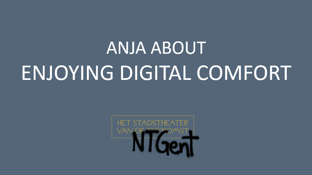 Digital Comfort Ambassador Anja