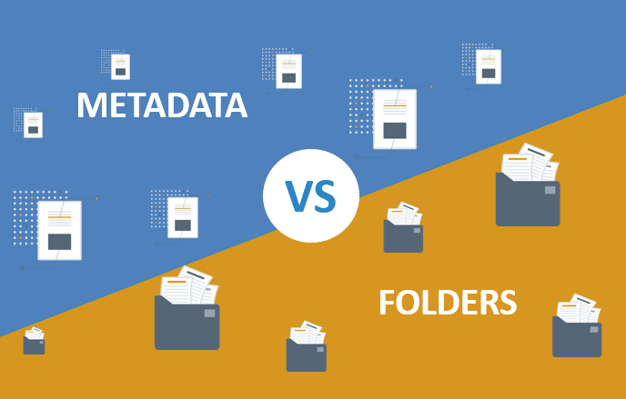 metadata vs folder